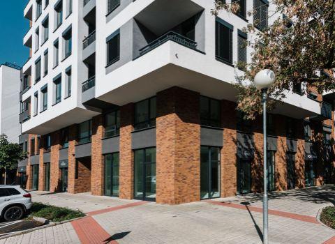 Na prenájom nebytové priestory v STEIN II., od 44 do 203 m2 v Starom Meste