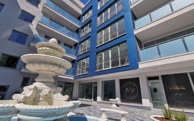 Nový zariadený 3 izb. apartmán č.24  /100.7 m2/ balkón 9 m2/ Piešťany
