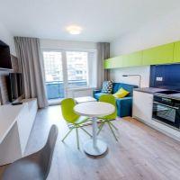 1 izbový byt, Košice-Staré Mesto, 30 m², Novostavba