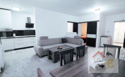PRENAJATÉ DO 1.11.2021...Nádherný 2 izbový byt s terasou v top lokalite na Šidlovci, Pustá dolina, zariadený