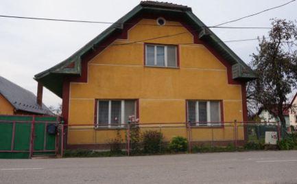 REZERVOVANÝ Rodinný dom Hloža Podhorie