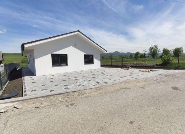 Nové rodinné domy - Socovce okres Martin, pozemok 550 m2.