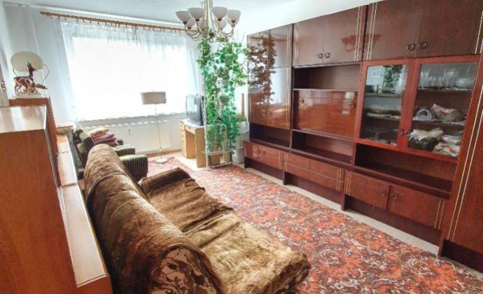 TOP Ponuka! Exkluzívne u nás veľký 3 izbový byt v úžasnej lokalite! Klokočina-Čermánska strana!