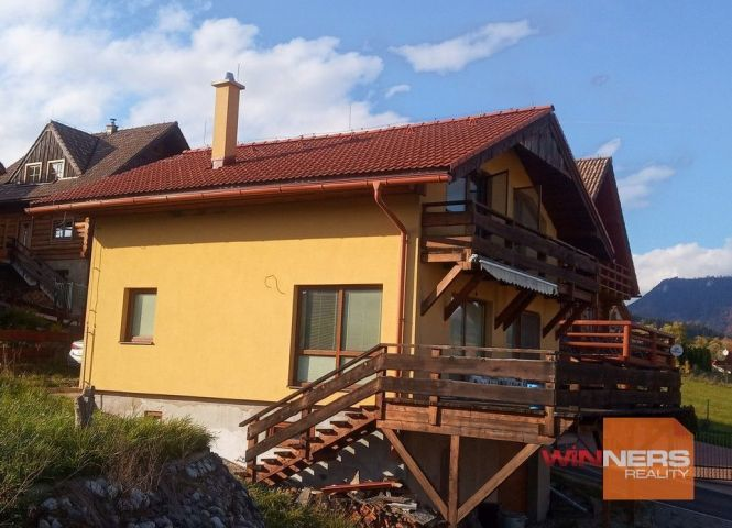 chata - Bobrovník - Fotografia 1