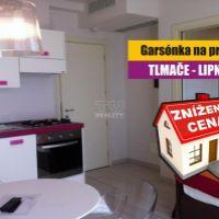 Garsónka, Tlmače, 20 m², Čiastočná rekonštrukcia