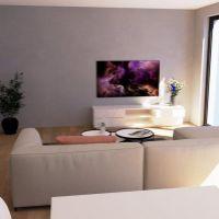 3 izbový byt, Bojnice, 86 m², Novostavba