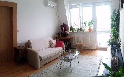 Tehlový 2-izbový byt 57 m2 + balkón na Východnej ul. v Trenčíne
