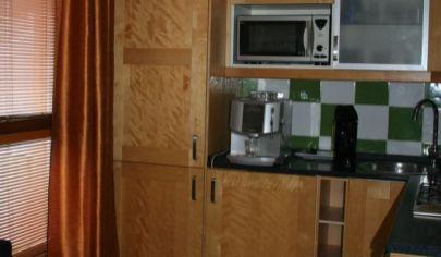 PRENÁJOM - vynikajúci 2 izbový byt 46 m2, ul. Mikovíniho, Bratislava III.