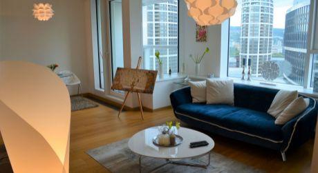 NA PRENÁJOM 2 izbový, luxusný byt s výhľadom na mesto - bez provízie pre RK