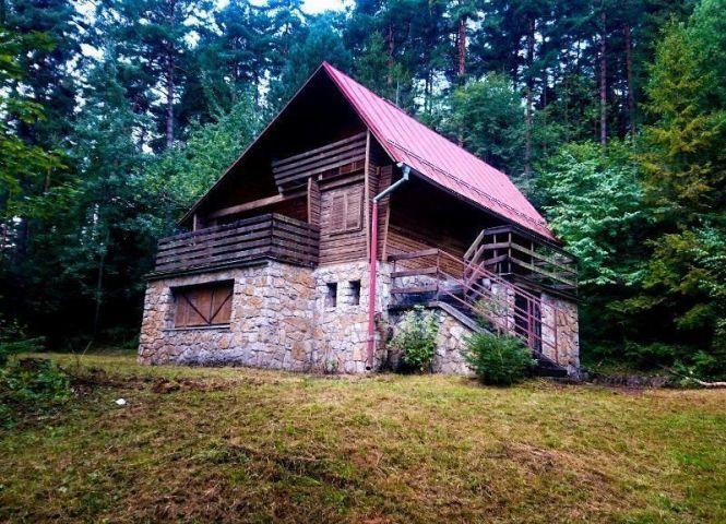 chata - Vyšné Ružbachy - Fotografia 1