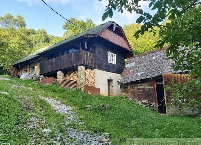 chata - Dolná Mariková - Fotografia 1