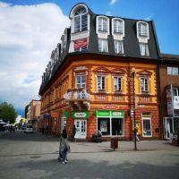 Obchodné, Poprad, 15 m², Čiastočná rekonštrukcia