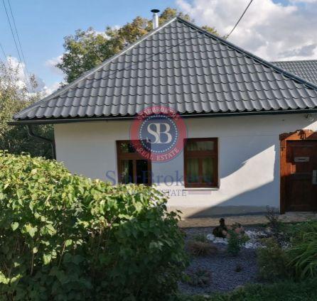 STARBROKERS – Predaj rekonštruovaného rodinného domu s pozemkom na Myjave, obec Hrašné
