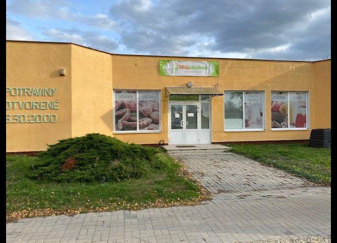 obchodné centrum - Palárikovo - Fotografia 1