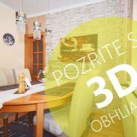 3 izbový byt, Topoľčany, 90 m², Čiastočná rekonštrukcia