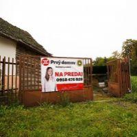 Rodinný dom, Moravany nad Váhom, 60 m², Pôvodný stav