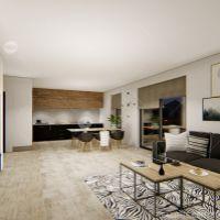2 izbový byt, Svit, 57.74 m², Novostavba