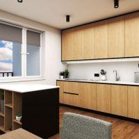 3 izbový byt, Zvolen, 75.41 m², Novostavba