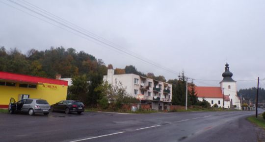 Na predaj 3 izbový byt 77 m2 s garážou 15,5 m2 Kľačno okres Prievidza 70148