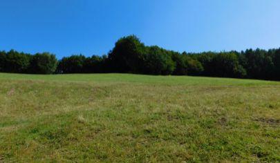 Investičná príležitosť - predaj rekreačných pozemkov pri Novej Bani
