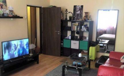 Prenájom zrekonštruovaný 1-izbový byt, Andreja Mráza Ružinov- BA EXPISREAL