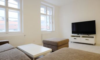 Novozrekonštruovaný 2 a ½ izb. byt v centre Klobučnícka ul.