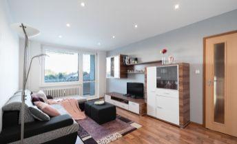 3 izbový byt po rekonštrukcii, loggia, kúpou voľný, F.Malovaného