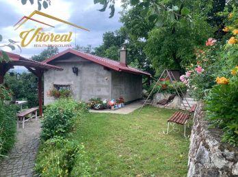 Na predaj chata v záhradkárskej oblasti Nižná Úvrať