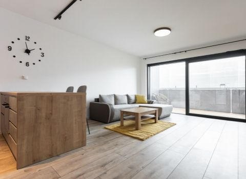 Na prenájom úplne nový 2 izbový byt v novostavbe Tehelné pole