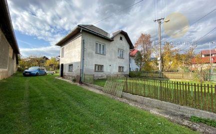 Dom na predaj - Nízke Tatry - Polomka
