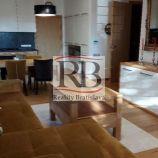 Na prenájom 2 izbový byt v novostavbe rodinného domu na Ďumbierskej ulici na Kramároch, BAIII