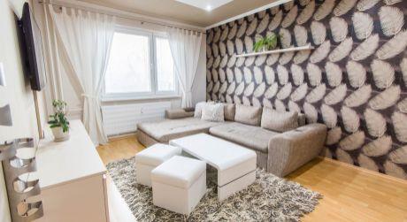 EXKLUZÍVNE PRENAJATÉ Prenájom 2-i byt na Brezovci