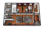 5 a viac izbový byt - Bratislava-Podunajské Biskupice - Fotografia 14