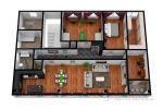 5 a viac izbový byt - Bratislava-Podunajské Biskupice - Fotografia 15