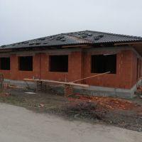 Rodinný dom, Dunajský Klátov, 90 m², Vo výstavbe