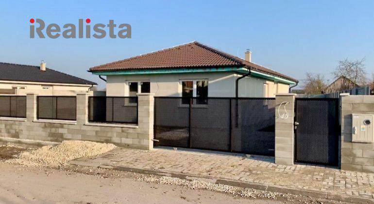 4-izbový rodinný dom vo výstavbe - Lehnice