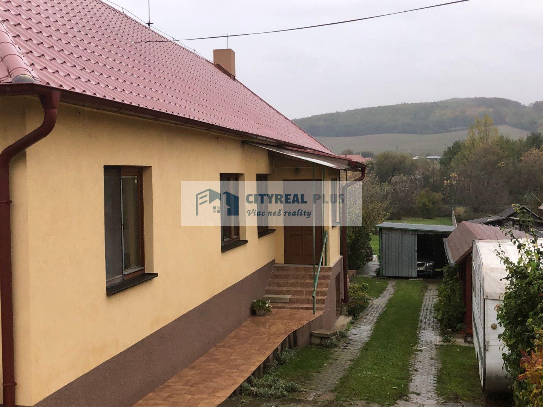 Rodinný dom-Predaj-Podhájska-133 000 €