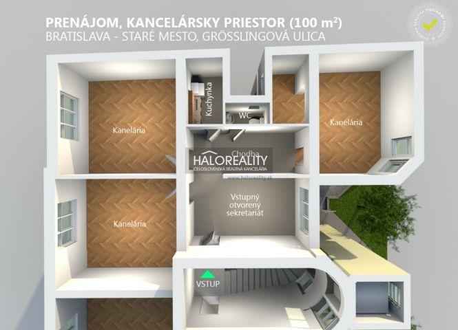 kancelárie - Bratislava-Staré Mesto - Fotografia 1