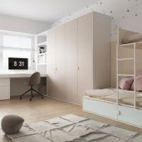2 izbový byt, Dolný Kubín, 45 m², Novostavba