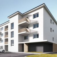 2 izbový byt, Dolný Kubín, 49 m², Novostavba