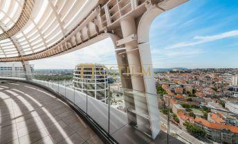 Na predaj byt 4-izbový byt/ Sky Park by Zaha Hadid/27. poschodie