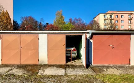 Garáž s montážnou jamou na Okružnej, Poprad
