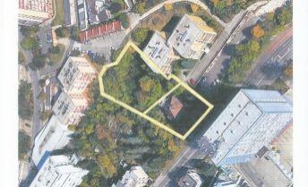 Pozemok pre bytovú výstavbu s pripraveným projektom/ Kramáre