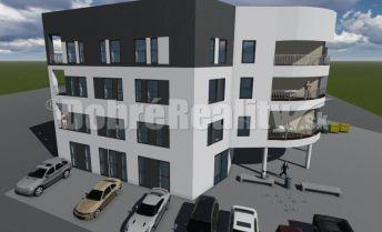 Byt 2+kk, Čadca - centrum, 60,49 m2, Cena: 104.890 Eur