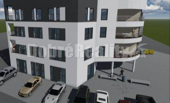 Byt 3+kk, Čadca - centrum, 88,25 m2, Cena: 157.526 Eur