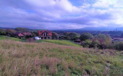 NOVINKA!!! Pozemok pod Kapušianskym hradom, na výstavbu chaty, alebo menšieho domu, skvelá cena!!!