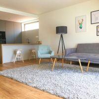 2 izbový byt, Trnava, 63 m², Novostavba