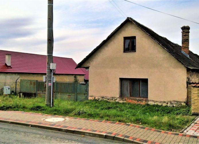 Starší dom s veľkým pozemkom Stará Halič ID 2082