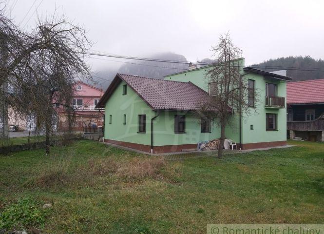 chata - Podskalie - Fotografia 1