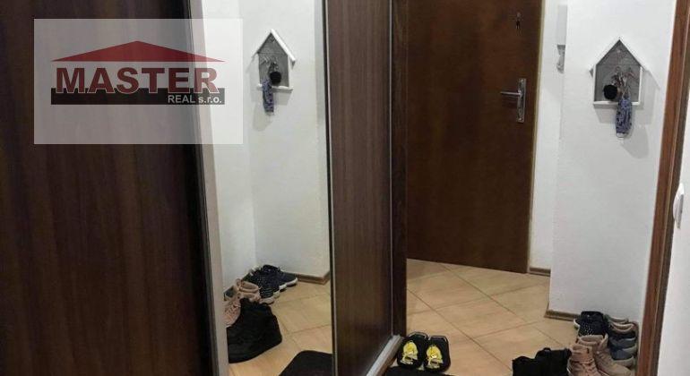Prenájom 2 izb. byt - sídl. Centrum zariadený